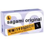 [sagami original]サガミオリジナル0.02(L)ラージサイズ 12コ入(1箱)【相模ゴム】【4974234619009】(コンドーム 避妊具 002 12個)