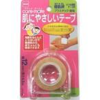 【□】優肌絆 肌にやさしいテープ プラスチック 12mm×4.5m