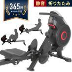 ローイングマシン  ダイコー ボート漕ぎマシン DK-7115 家庭用 マグネット式と風力圧のダブル負荷調整 静音 美脚 ダイエット 全身運動