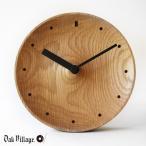時計 木製 国産 置き時計 掛け時計 オークヴィレッジ オークロック 国産天然木 無垢材 プレゼント...