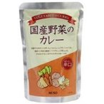 国産野菜のカレー辛口 (200g) 【ムソー】