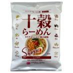 十穀らーめん・しょうゆ味 〈ノンフライ〉(90g)【桜井】