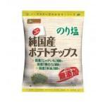 【夏季商品】 ノースカラーズ 純国産ポテトチップスのり塩 55g 【焼のりの良い風味とこめ油の...