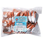 大袋 Ca&鉄入りおこめリング 甘口しょうゆ味 160g(8gx20袋) 【太田油脂】