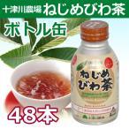 ねじめびわ茶ボトル缶(290ml) ×48本※送料無料(一部地域を除く)メーカー直送の為キャンセル、代引、同梱不可。