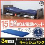 介護ベッド プラッツ 超低床電動ベッド ラフィ...