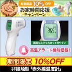 【お家時間応援キャンペーン】非接触型「赤外線温度計」2台+選べるマスク
