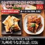 うなぎ専門店の味をご家庭で!「九州産うなぎ缶詰」12缶