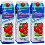 健康りんご酢飲料「クレブソン3本セット」りんご酢パワー・りんご酢+ハチミツ1800ml・5〜7倍希釈タイプ