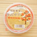 アガベシロップと国産果実の贅沢ゼリー(りんご)/145g【アルマテラ】