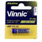 Vinnic,アルカリ積層電池,L828F,27A,12V