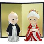 ローズオニールキューピー人形 ウェディング和装ドール