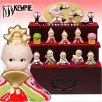 雛人形 (ひな人形) ローズオニールキューピーお雛様 三段飾り