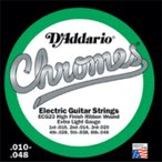 D'Addario XL Chromes Flat Wound 10set