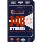 Radial J48 Stereo 【国内正規輸入品】