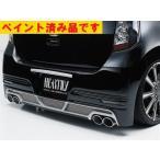ハーテリー 塗装済 V-LUXユーロ Rバンパー ワゴンR MH23S H20/9〜