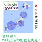 宮城県の住民・ユーザーにWeb広告を展開いたします。3000クリック保証