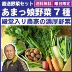 あまっ娘 野菜セット 7種 三竹さん 愛知県産