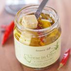 シーズニングオイル チーズオリーブオイル漬 160g