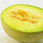 旬の産地より メロン 1箱 大玉3〜6玉入り 緑果肉 メロン