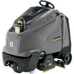 (直送品)ケルヒャー 業務用立ち乗り式床洗浄機 BR75/95RS BP DOSE