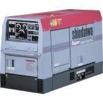 運賃見積り 直送品 新ダイワ ディーゼルエンジン溶接機・兼発電機 300A 一人用 DGW310MC