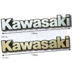 Kawasaki カワサキタンクエンブレム Lサイズ