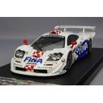 hpi 1/43 マクラーレン F1 GTR 1997 FIA GT 鈴鹿 4位 #8 J.J.レート/S.ソパー