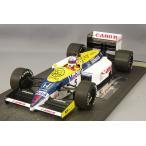 ☆ ミニチャンプス 1/18 ウィリアムズ ホンダ FW11 1986 F1 #5 N.マンセル 【レジン製】