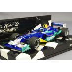 ミニチャンプス 1/43 ザウバー ペトロナス ショーカー 2004 F1 F.マッサ
