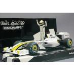 ,☆ ミニチャンプス 1/43 ブラウンGP メルセデス BGP001 2009 F1 オーストラリアGP ウィナー #22 J.バトン