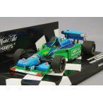 ☆ ミニチャンプス 1/43 ベネトン フォード B194 1994 F1 ワールドチャンピオン #5 M.シューマッハ
