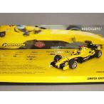 ミニチャンプス 1/43 ジョーダン フォード EJ14 2004 F1 #18 N.ハイドフェルド 2004シーズンライブラリーズ