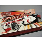 ミニチャンプス 1/43 スーパーアグリ F1 ショーカー 2006 F1 #22 佐藤琢磨 Risin Sun