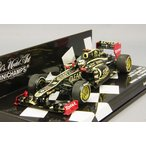 ☆ ミニチャンプス 1/43 ロータス F1 チーム ルノー E20 2012 F1 アブダビGP ウィナー #9 K.ライコネン