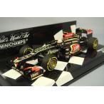 ミニチャンプス 1/43 ロータス F1 チーム ルノー ショーカー 2013 F1 R.グロージャン