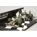 ミニチャンプス 1/43 ザウバー F1 チーム ショーカー 2013 F1 E.グティエレス