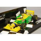 ☆ ミニチャンプス 1/43 ベネトン フォード B193B 1993 F1 イギリスGP 3位 #6 R.パトレーゼ