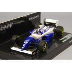 ☆ ミニチャンプス 1/43 ウィリアムズ ルノー FW16 1994 F1 スペインGP #2 D.クルサード GPデビュー戦 【レジン製】