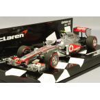 ミニチャンプス 1/43 ボーダフォン マクラーレン メルセデス MP4-26 2011 F1 カナダGP ウィナー #4 J.バトン