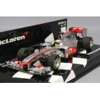 ミニチャンプス 1/43 ボーダフォン マクラーレン メルセデス ショーカー 2011 F1 L.ハミルトン