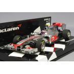 ミニチャンプス 1/43 ボーダフォン マクラーレン メルセデス ショーカー 2011 F1 J.バトン