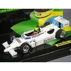 ミニチャンプス 1/43 ラルト トヨタ RT3 F3 1983 イギリス F3 チャンピオン #1 A.セナ