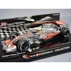 _☆* 【富士スピードウェイコレクション 特注】 ミニチャンプス 1/43 マクラーレン ショーカー 2008 F1 L.ハミルトン