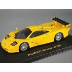 イクソ 1/43 マクラーレン F1 GTR ロングテイル 1996 オレンジ