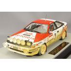 ☆ TOPMARQUES 1/18 トヨタ セリカ GT4 (ST165) レプソル 1991 モンテカルロ ラリー ウィナー #2 C.サインツ/L.モヤ ウェザリング塗装