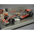 ☆ 【マクラーレン特注】 ミニチャンプス 1/43 マクラーレンメルセデス ショーカー 2008 F1 L.ハミルトン