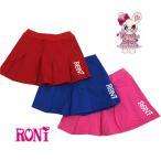 送料無料! 定価6900円 RONI! ロニ 女の子 可愛い テニススカート 3カラー 105cm〜155cm