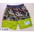 【メール便可】F.Okids 子供服☆水着 男子 ハーフパンツ☆L276078