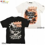 Hystericmini ヒステリックミニ HYSTERICMONSTERS WOLF MINI Tシャツ-SALE50